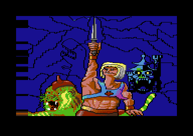 Heman and Fightingcat Title Picture