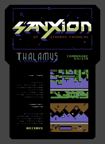Sanxion Sleeve