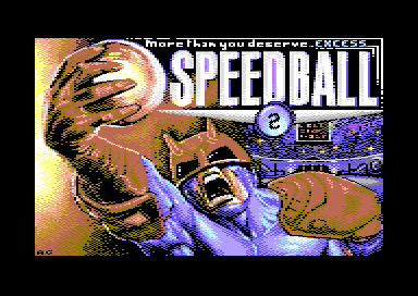 Speedball 2 Loading Picture