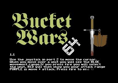Bucket Wars 1.1 64