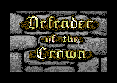 Defender of the Crown +9D