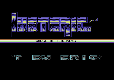 Curse of the Keys