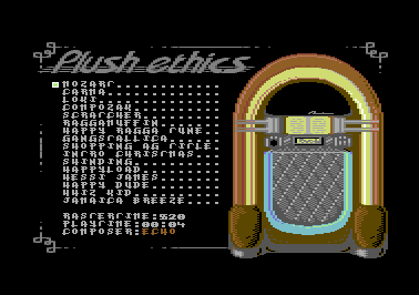 Plush Ethics
