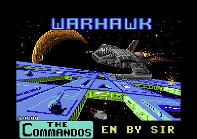 The Official Warhawk Demo