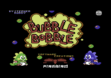 Bubble Bobble +3D