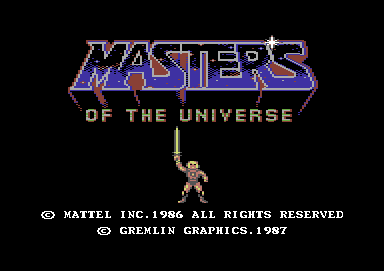 Masters of the Universe - The Movie +3