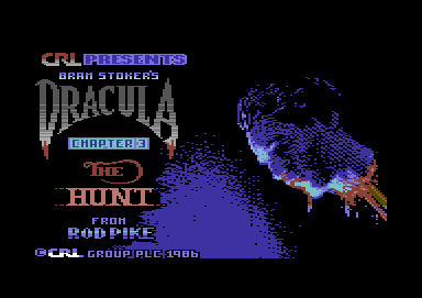 Dracula Chapter 3 - The Hunt