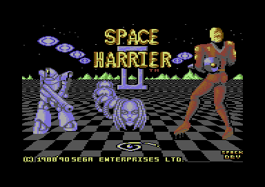 Space Harrier II +