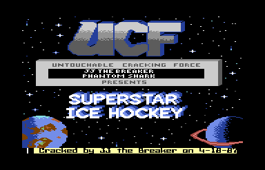 Superstar Ice Hockey