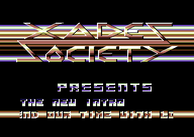 Xades Society New Intro