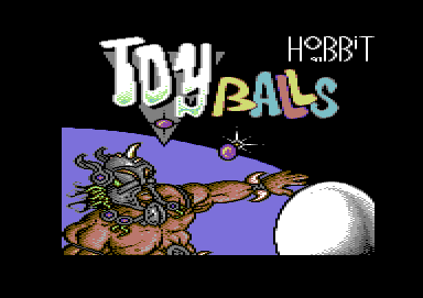 Toy Balls Picture