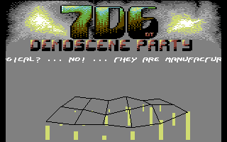 7D6 Demoscene Party Invitro