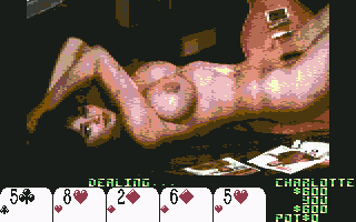 Decent Strip Poker Preview 100%