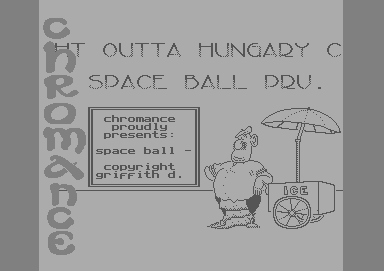 Space Ball Preview