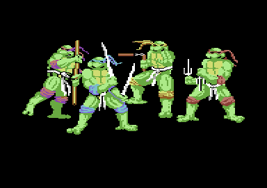 Teenage Mutant Hero Turtles +12#