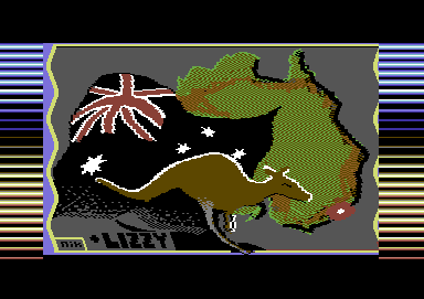 WOT on Eartth C64 Demo By Gavin Graham (Gazza) & Deviet