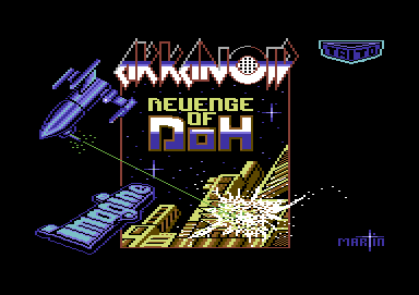 Arkanoid - Revenge of Doh +3H