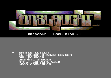 Onslaught Tool Disk