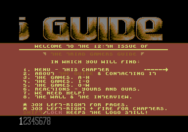 Gamers Guide #12