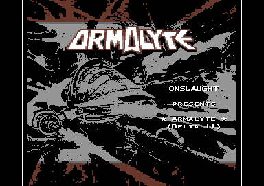 Armalyte Revisited