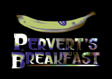 Pervert's Breakfast