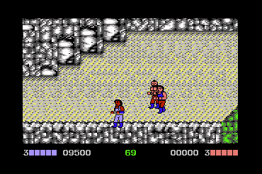 Double Dragon +4D