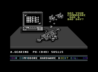 Commodore Repair