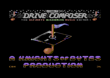 1541 Drive Composer