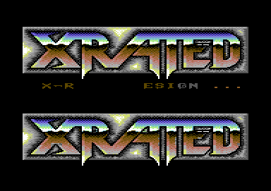 X-Rated Logo