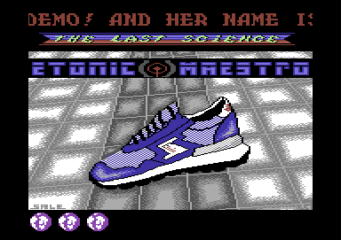 The World Shoe 1988
