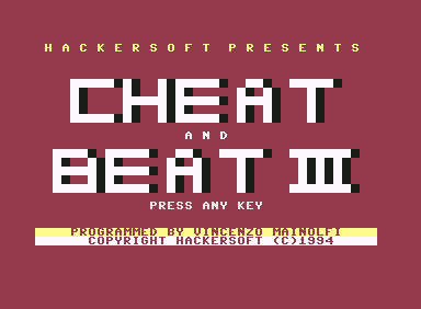 Cheat & Beat 3