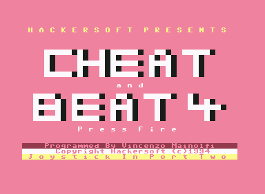 Cheat & Beat 4