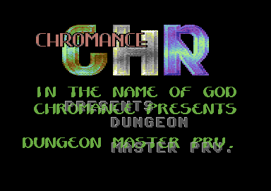 Dungeon Master Preview