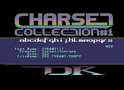 Charset Collection #1