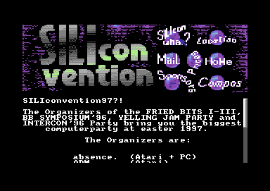 SILIconvention97