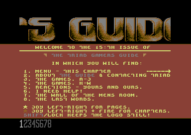 Gamers Guide #15