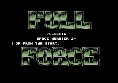 Full Force intro