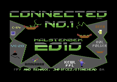 Connected 1 Partyscroller