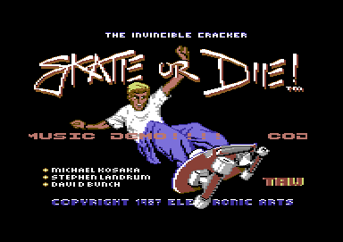 Skate or Die Demo