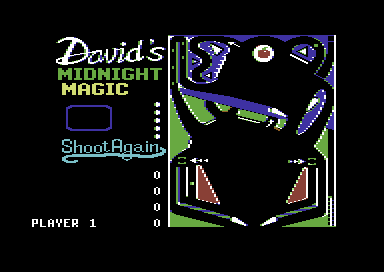 David's Midnight Magic