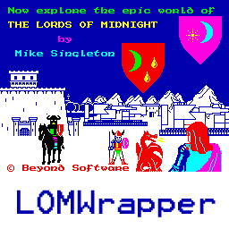 Lords of Midnight Wrapper 0.2